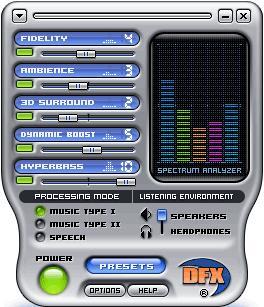 DFX (Sonique)