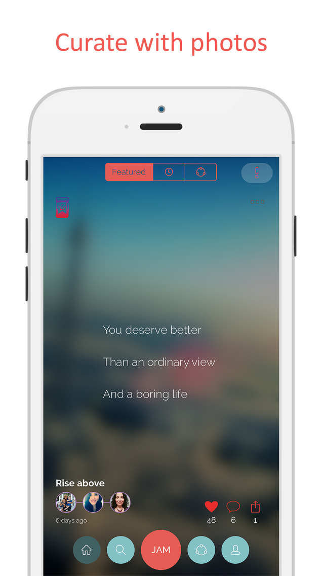 HaikuJAM - write & read poetry together