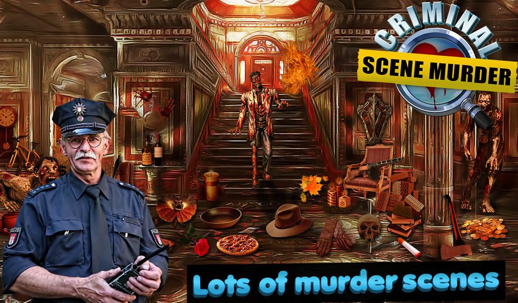 Criminal Scene Murder