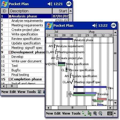 Pocket Plan