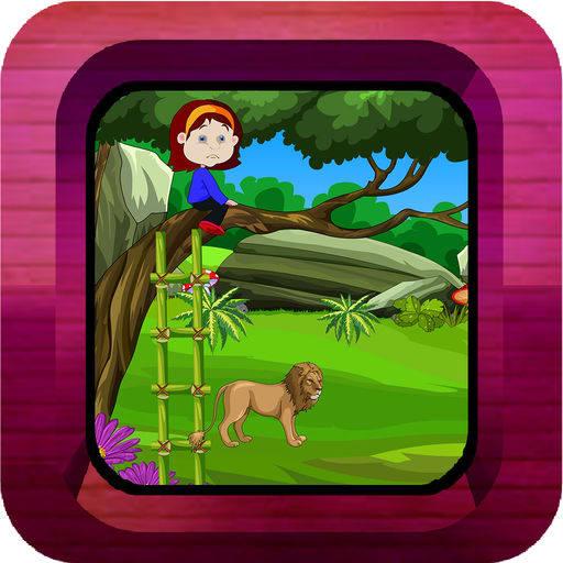 822 Little Girl Escape 4