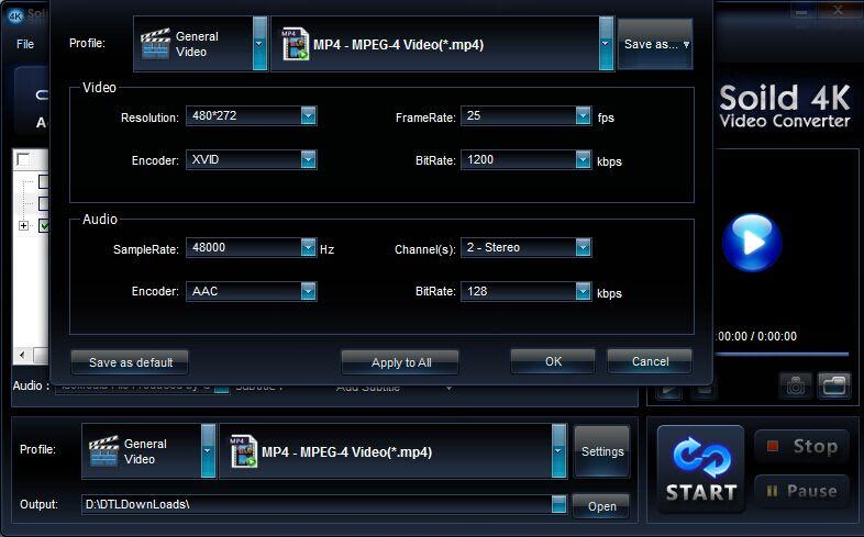 Solid 4K Video Converter
