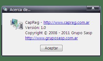 Capreg