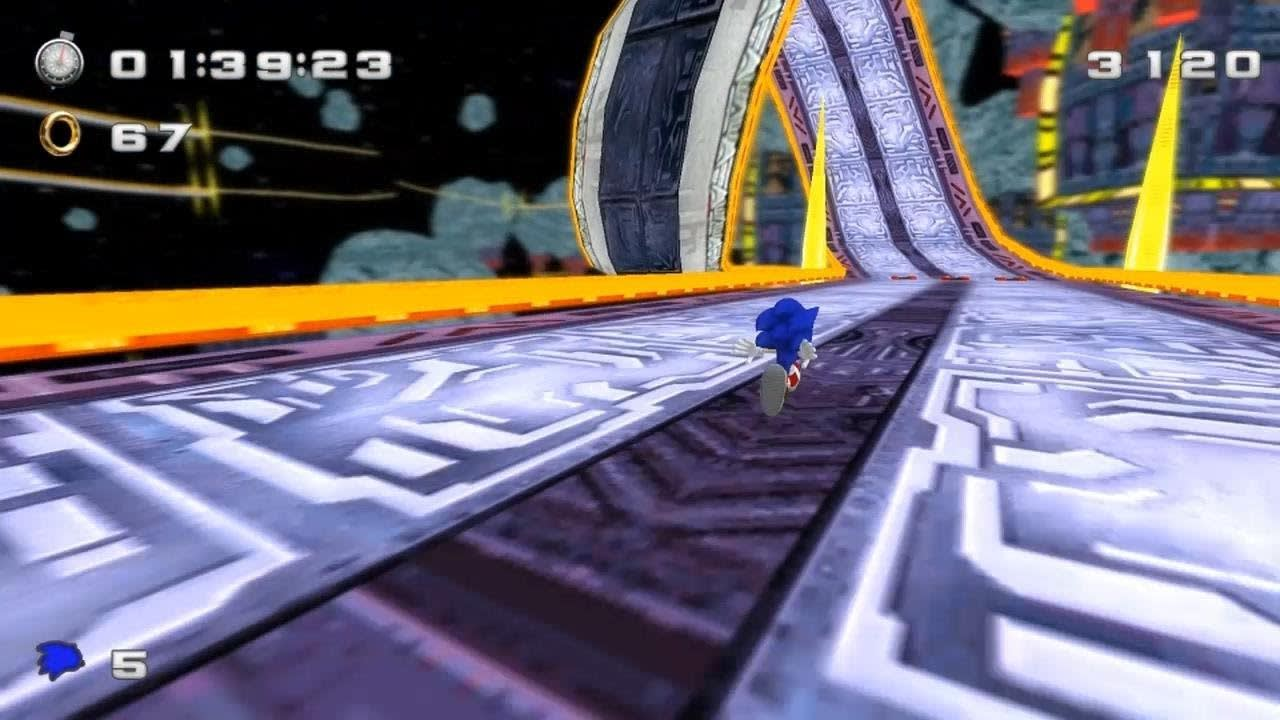 sonic world fan game download