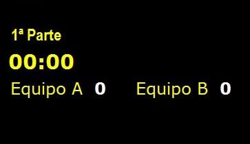 TS Marcador Fútbol