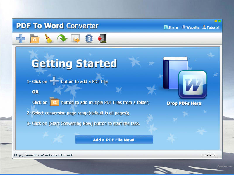 how to convert pdf to word for free download