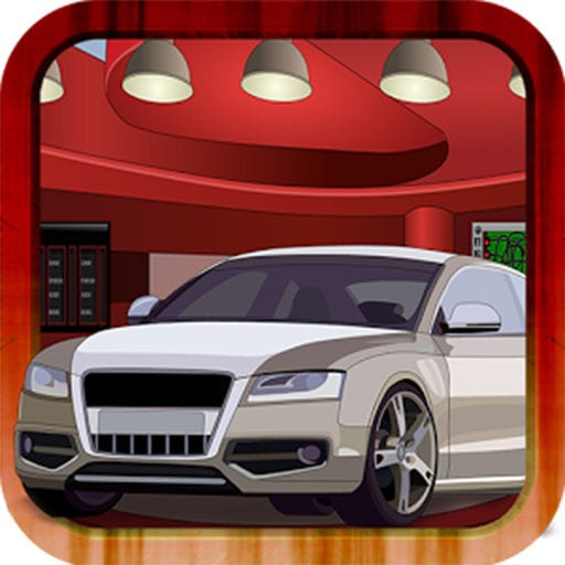 832  Escape From Car Showroom
