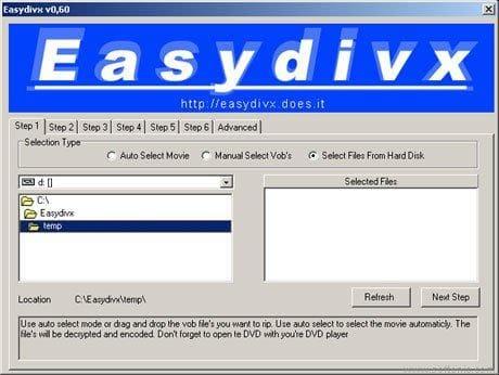 Easydivx