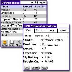 DVDatabase