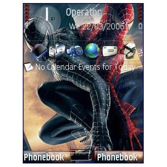 Spider-Man 3 Theme
