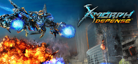 X-Morph: Defense 11