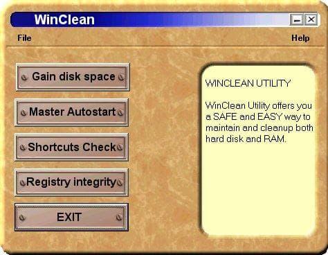 WinClean