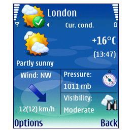 Handy Weather
