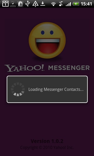 yahoo messenger dating