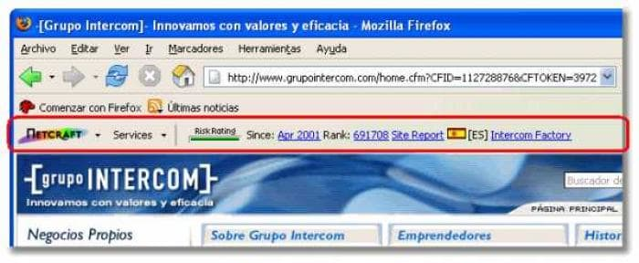 Netcraft Anti-Phishing-Toolbar