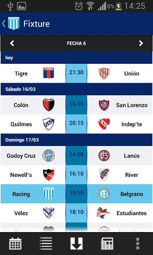 Futbol Argentino by CentroGol