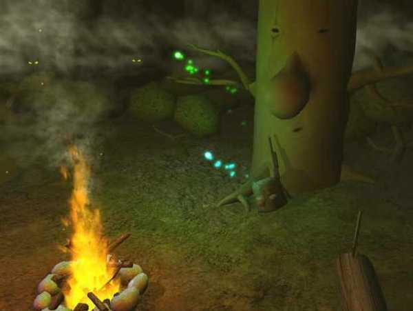 Magic Forest 3D Screensaver