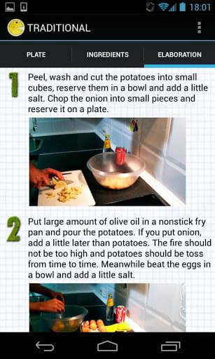 Tortilla Patata Lite