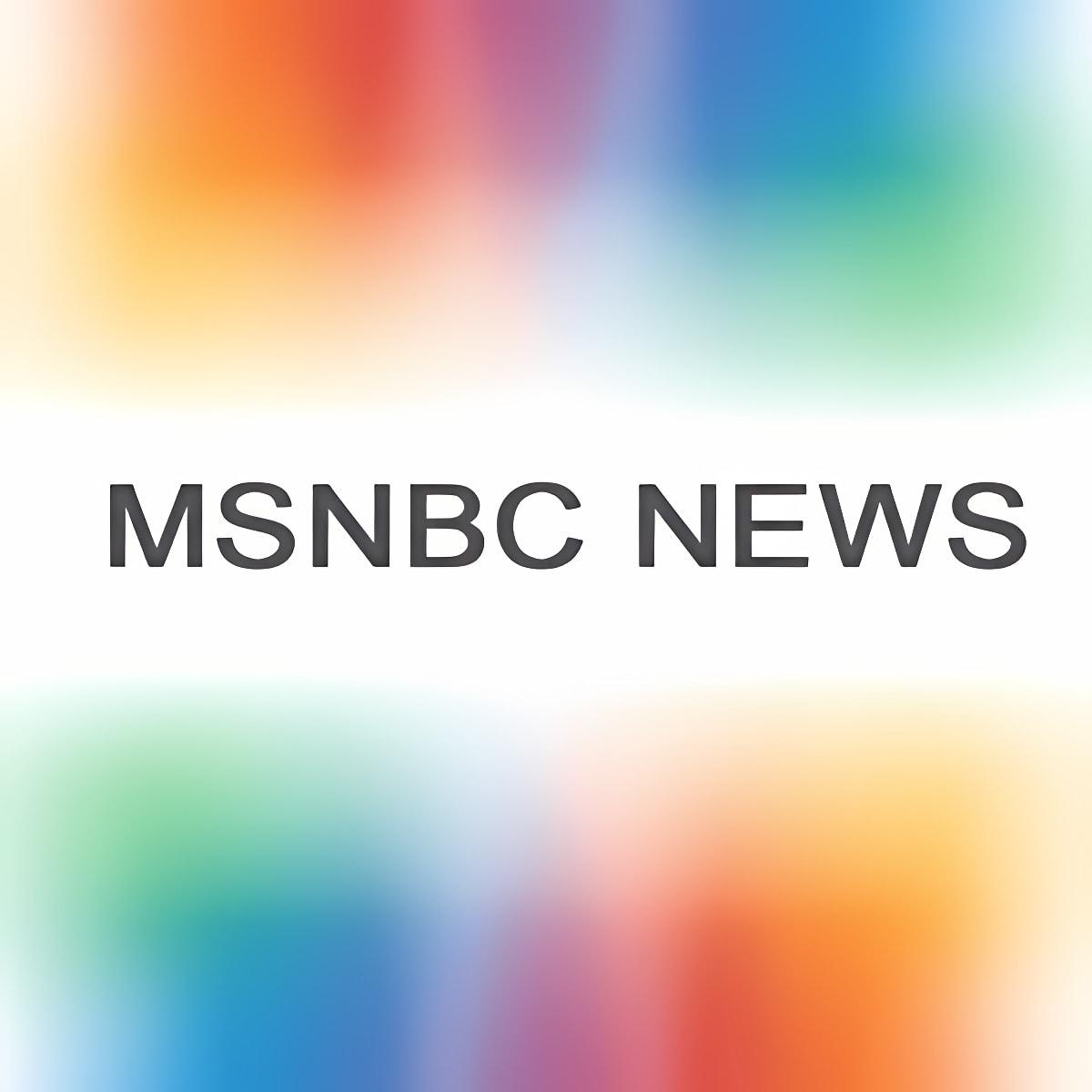 msnbc news live app