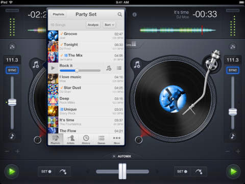 djay 2 para iPad