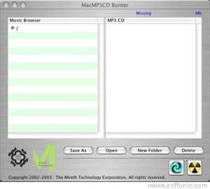 MacMP3CD