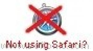 Safari Browser Check