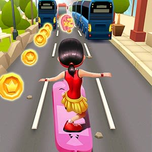 Bus & Subway Surf varies-with-device