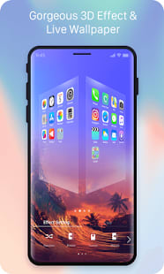 X Launcher Prime:Phone X Theme,OS11 Control Center