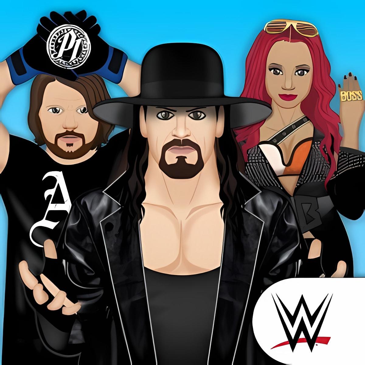 WWEmoji™ 1.4