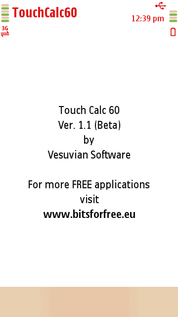 TouchCalc