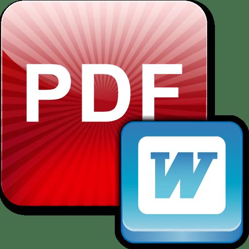 Aiseesoft Mac PDF Word Convertisseur