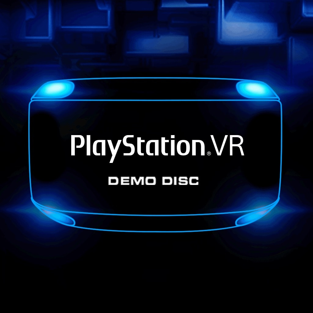 PlayStation Demo Disc PS VR PS4