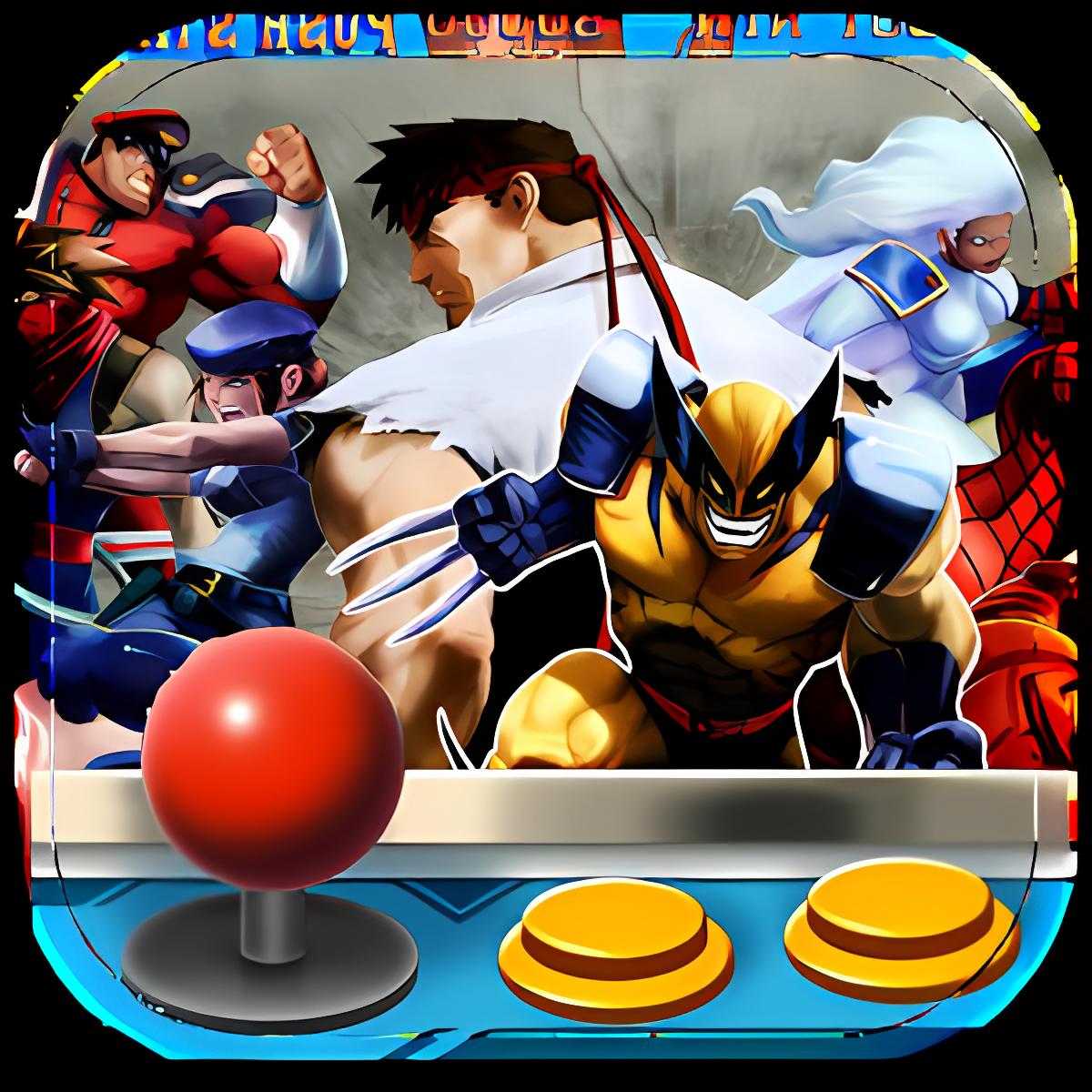 Code Marvel vs Street Fighter