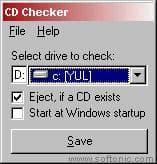 CD Checker