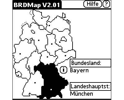 BRDMap