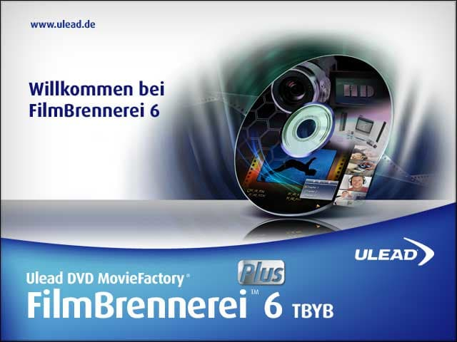 Ulead FilmBrennerei