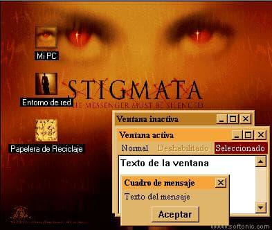 Stigmata Theme