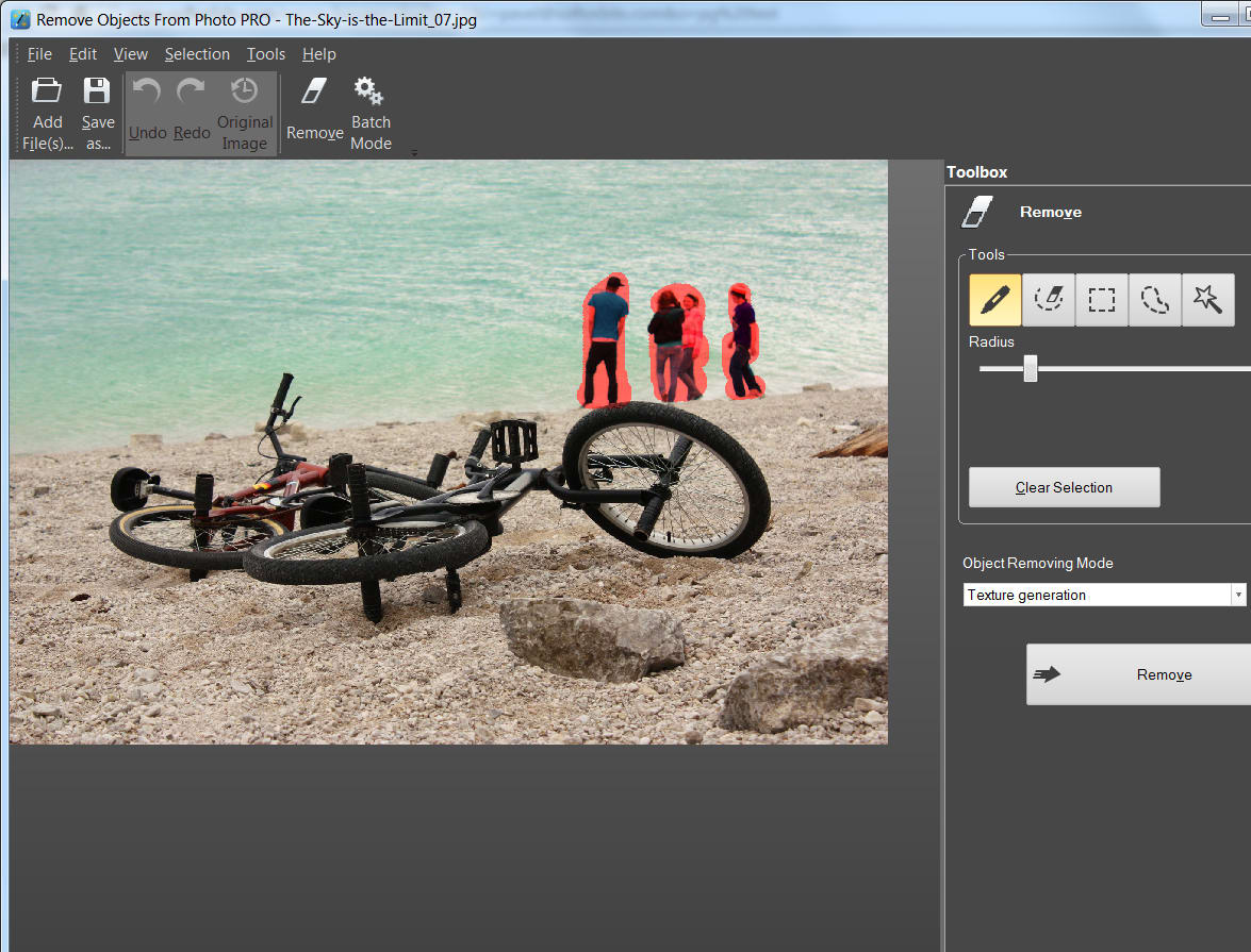 Remove Objects From Photo PRO