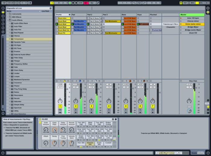 Ableton Live Intro