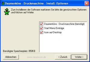 :Daumenkinos! - Trickfilm Druckmaschine