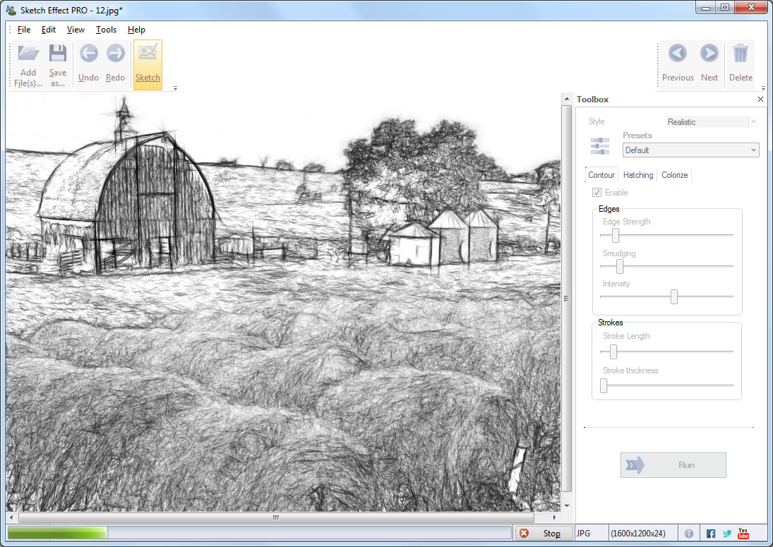 Pencil Sketch Software Free Download Windows 7 - softcotopsoft