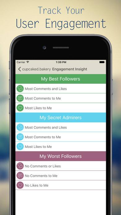 Followers For Instagram - Follow Management Tool