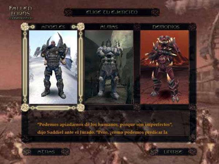 Fallen Lords: Condemnation