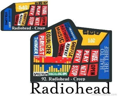 Radiohead Hail to the Thief skin