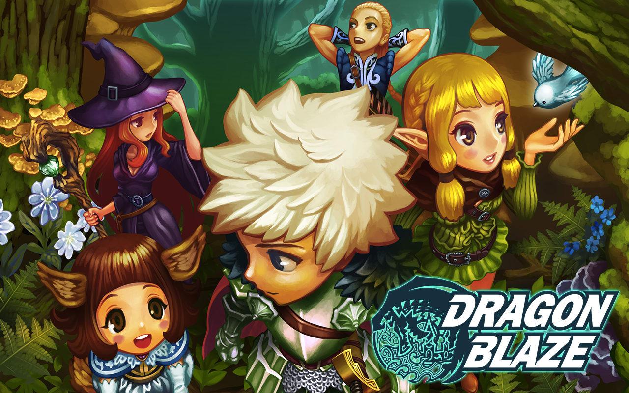Dragon Blaze: Chapter 2