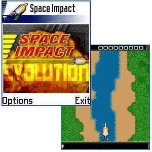 Space Impact Evolution