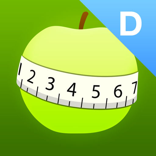 Diabetes and Blood Glucose Tracker by MyNetDiary 5.45