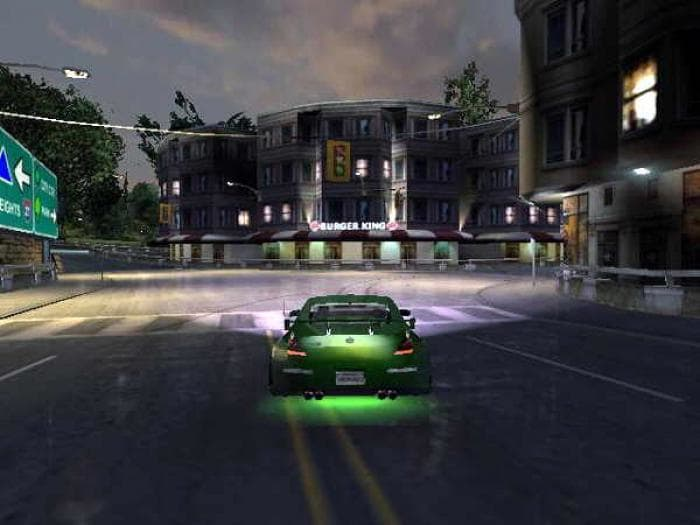 need for speed underground 2 t l charger. Black Bedroom Furniture Sets. Home Design Ideas