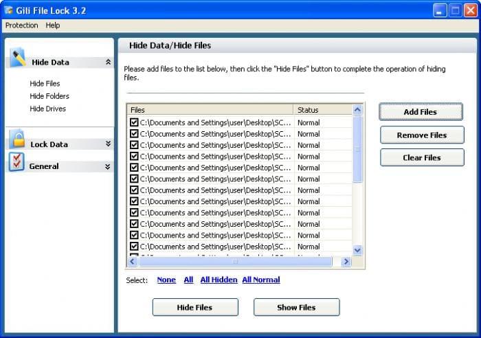 Gili File Lock