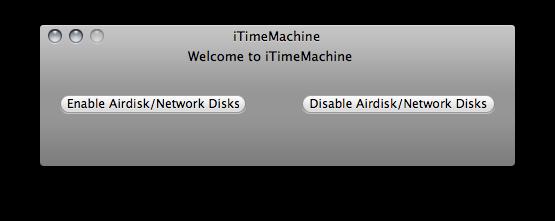 iTimeMachine